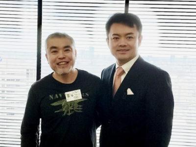 治療院経営セミナーを主催される花谷博幸先生